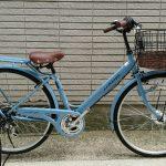 通学や普段使い向けのオシャレな自転車アンテロープファミリー