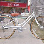子供用自転車を卒業! ロペタ