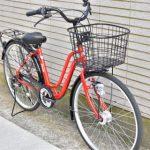 オシャレでお買い得な自転車♪