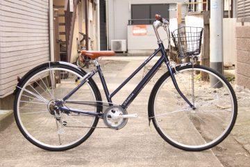 自転車で通勤通学を頑張るビジネスマン学生さんに!ブリヂストン ビレッタ