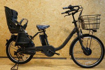 大人気のお子様乗せ自転車!bikke MOB dd!