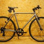 乗りやすさを追求したクロスバイク!RITEWAY SHEPHERD