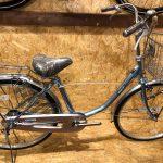 乗り降りしやすい自転車 丸石ハッピーライフ