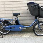 パナソニックの子供乗せ自転車ギュットクルームDX入荷しました!