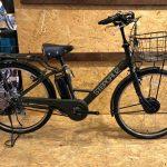 当店人気No.1の電動自転車 ステップクルーズe
