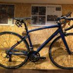 エントリー向けのロードバイク MERIDA RIDE80