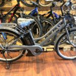 チャイルドシートの取り付けもできる電動自転車 ヤマハ PASS RIN