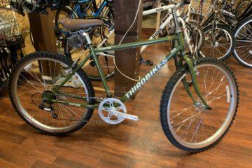 """<span class=""""title"""">街乗りに最適な自転車 サードバイクス サーフサイド</span>"""