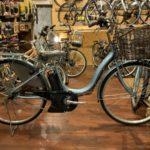 軽量な電動自転車ありますよ!ブリヂストン アシスタU LT
