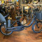 子供乗せ電動自転車 パナソニック ギュットクルームR DX